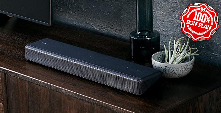 Barre de son Bluetooth Sony HT-MT300