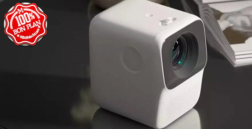 Vidéoprojecteur Wanbo T2 Max FullHD