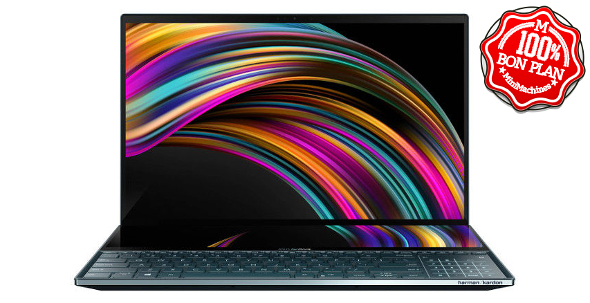 Asus ZenBook Pro Duo UX581LV 15.6