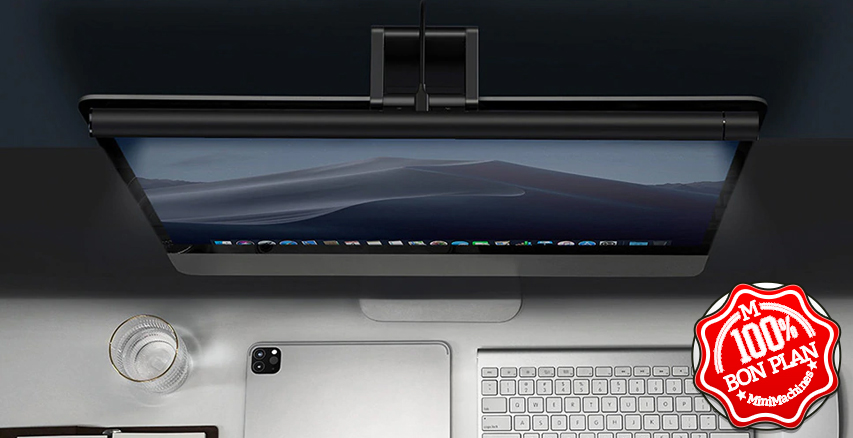 Lampe pour écran Baseus DGIWK-P01 Pro