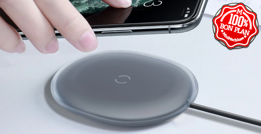 Chargeur sans fil Baseus Q1 15 Watts