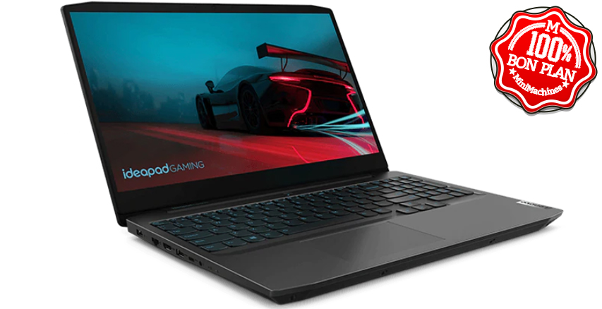 Portable IdeaPad Gaming 15.6