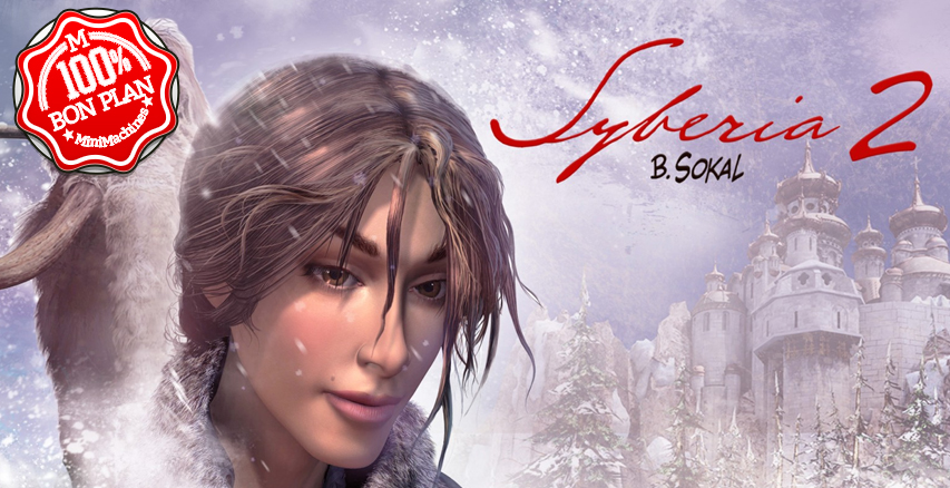 Jeu PC : Syberia II