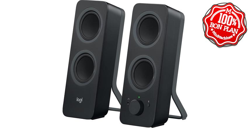 Haut Parleurs Bluetooth Logitech Z207