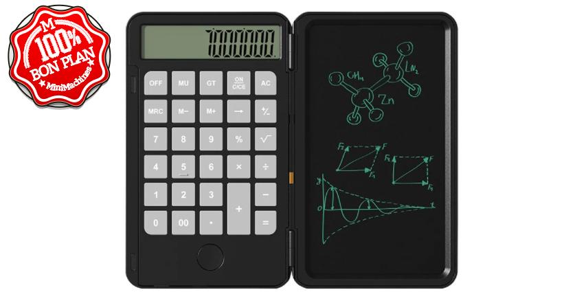 Calculatrice + écran 6