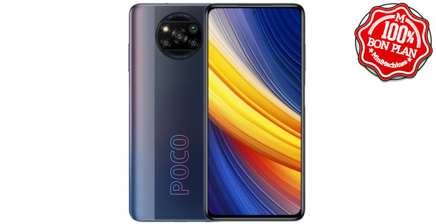 Smartphone Poco X3 Pro 6/128 Go Version Globale