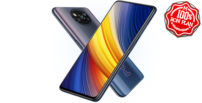 Smartphone Poco X3 Pro 8/256 Go Version Globale