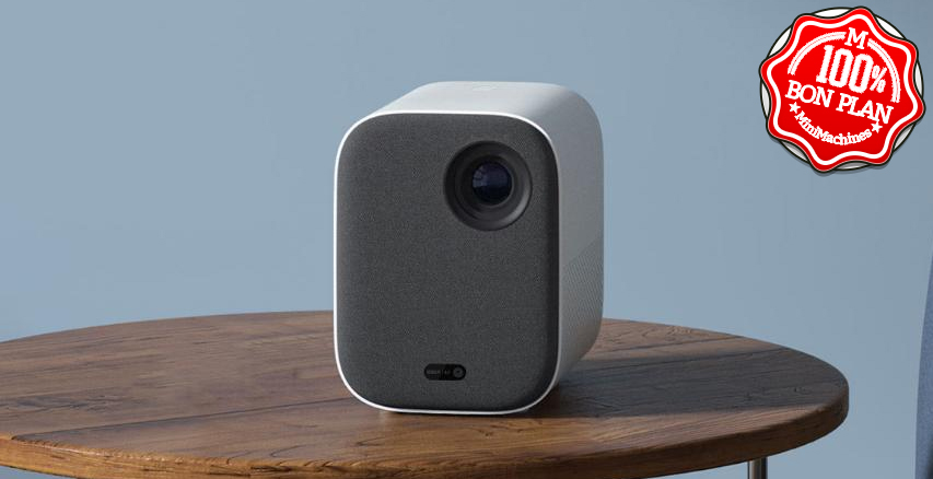 Vidéoprojecteur Xiaomi Mi smart Compact FullHD