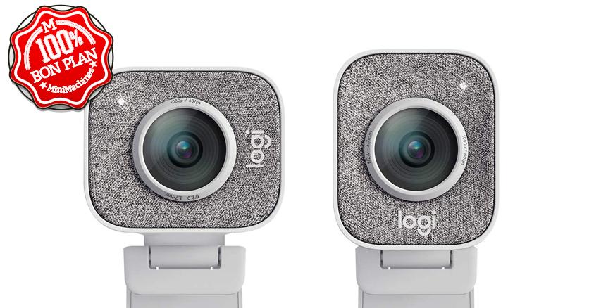 Webcam FullHD Logitech Streamcam