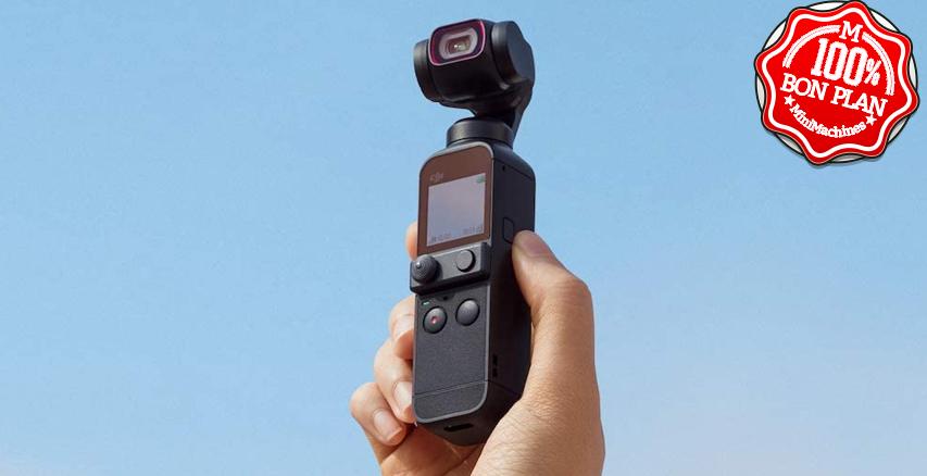 Caméra stabilisée DJI Osmo Pocket 2