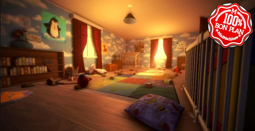 Jeu PC : Among the Sleep - Enhanced Edition