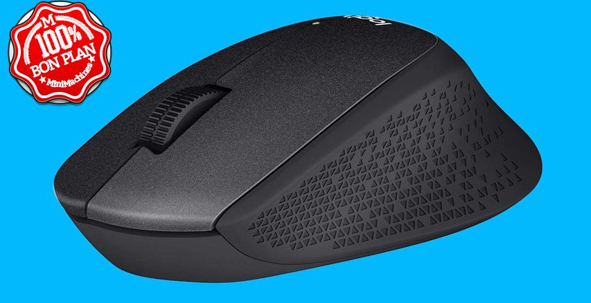 souris Logitech SM330 Silent Plus sans fil