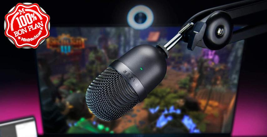 Microphone USB Razer Seiren Mini