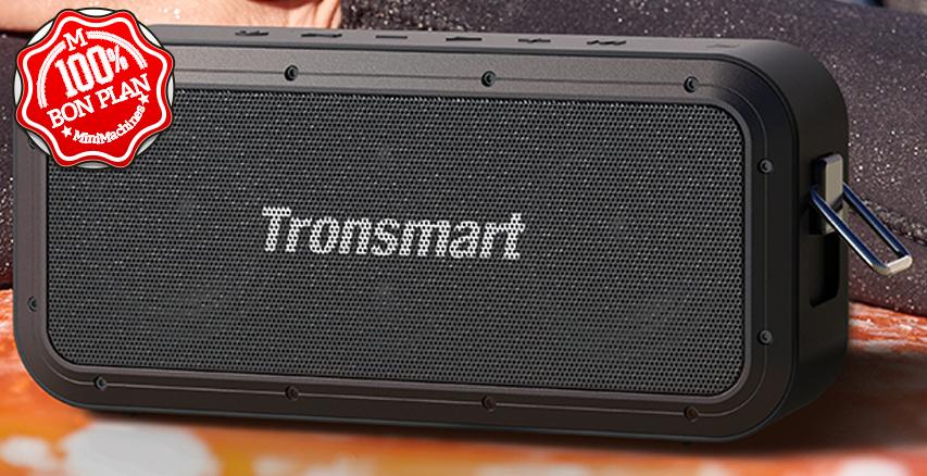 Enceinte Bluetooth Tronsmart Force Pro 60Watts