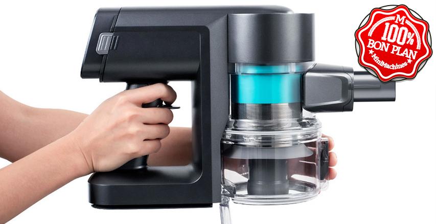 Aspirateur Viomi A9 23000Pa 400w sans fil