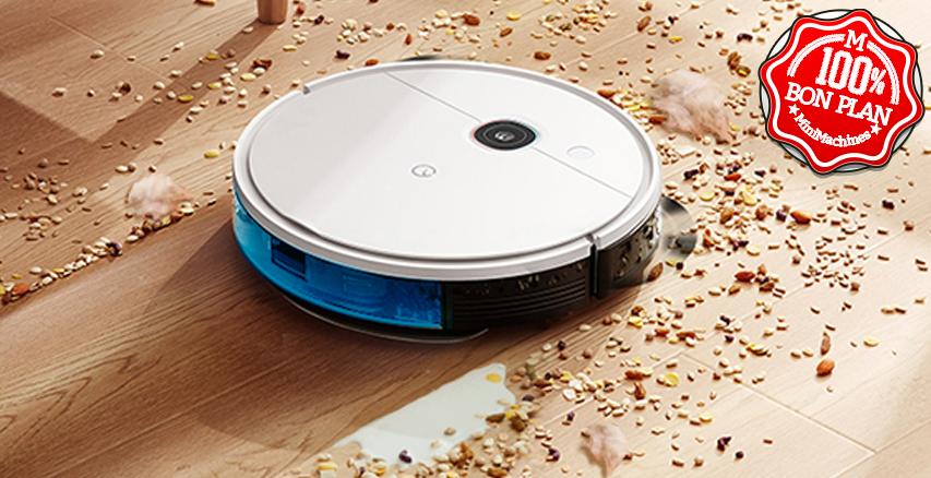 Aspirateur Robot Yeedi 2 hybrid