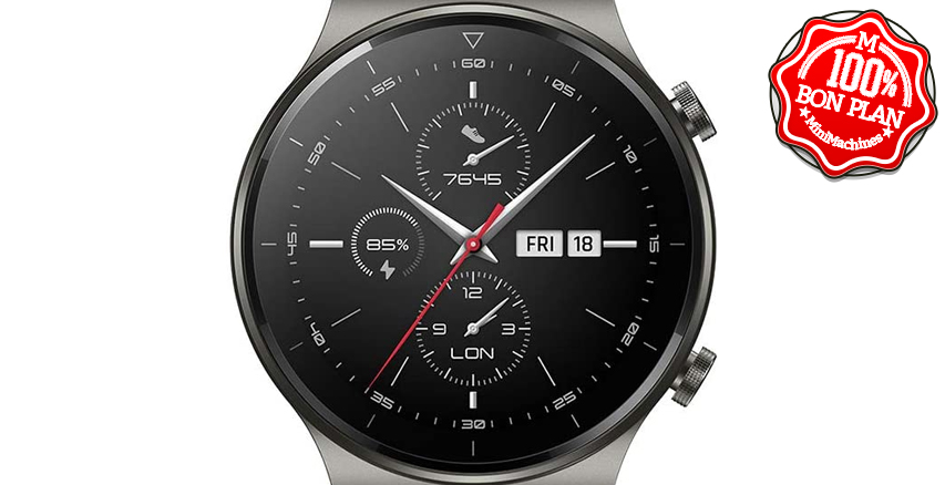 Montre Huawei Watch GT 2 Pro 1.39