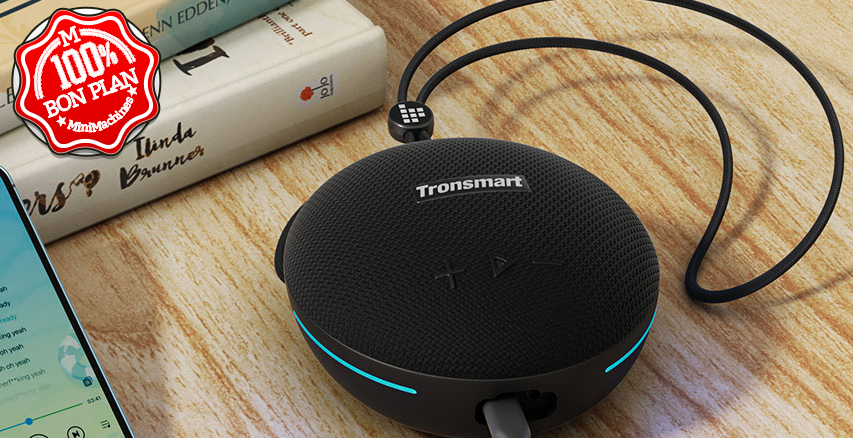 Enceinte Bluetooth 5.0 Tronsmart Splash IPX7
